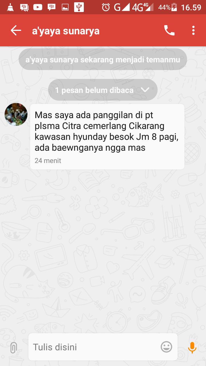 Pt Cubic Indonesia Kawasan Hyundai Cikarang Random Email Loker