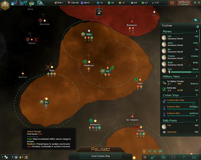 Expanding   Stellaris Screenshot