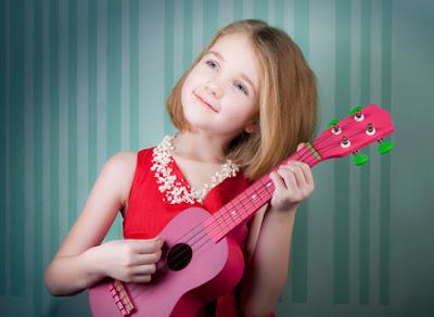 Những điểm cần lưu ý khi cho trẻ chuyển từ Guitar sang Ukulele