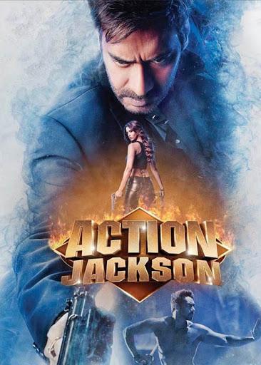 Action Jackson 2014 Hindi Movie 720p HDRip 900MB