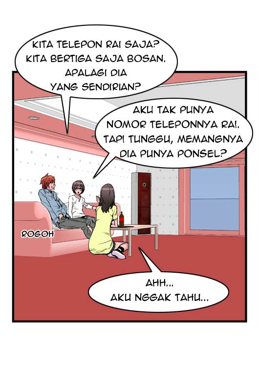 Webtoon Noblesse Bahasa Indonesia Chapter 36