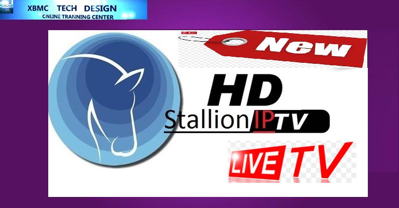 Download New Stallion-IPTV Addon for Live Tv Download Stallion Addon IPTV For IPTV- Kodi-XBMC