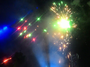 Tahun Baru Di Kota Malang Dan Kota Batu