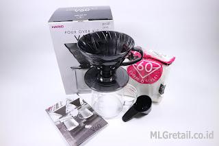 Hario V60 Kit - MLGretail  Supplier Alat dan Bahan Cafe - Kopi