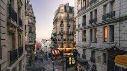 From Travel through Paris