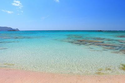 Kreta - plaże Krety
