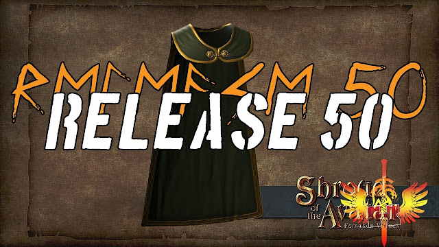 New Type Of Cloak, Same Old Cloak Problem • Shroud Of The Avatar Release 50
