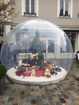 Décorations de Noël les petites bulles de ma vie