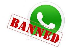 Cara Mengatasi Nomor Telepon Diblokir (Banned) dari Whatsapp