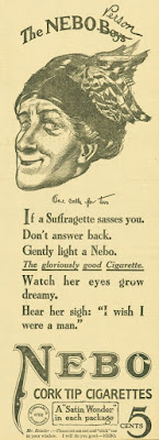 Nebo Cork Tip Cigarettes