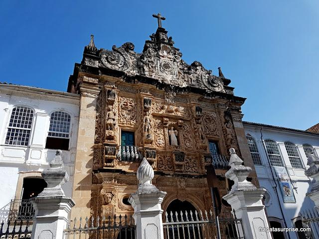 Salvador - Igreja da Ordem Terceira de São Francisco