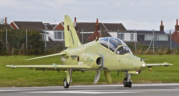 BAe Systems Trainer Hawk 165
