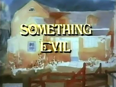 spielberg's something evil review