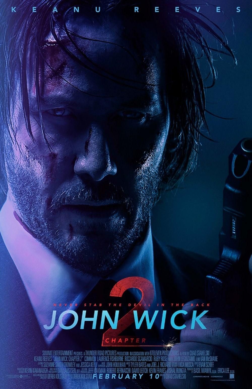 John Wick: Chapter 2 [John Wick 2]