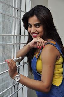 Actress Dimple Chopade Latest Pictures in Jumpsuit at Krishnashtami Success Meet  0020.jpg