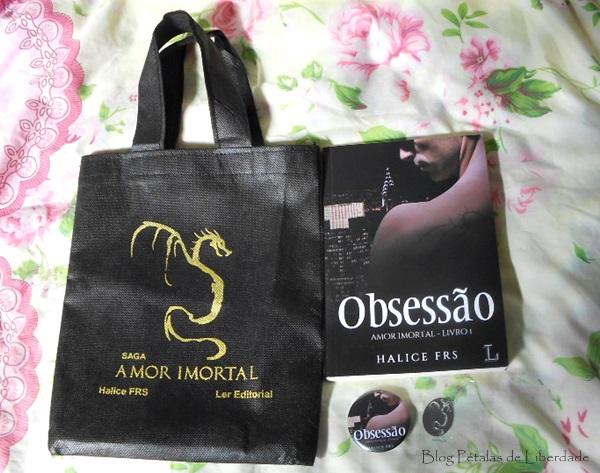 livro, Saga-Amor-Imortal, Halice FRS