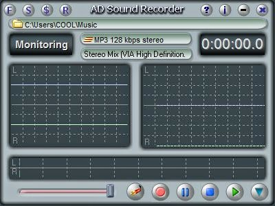 AD Sound Recorder 5.5.4 + Key