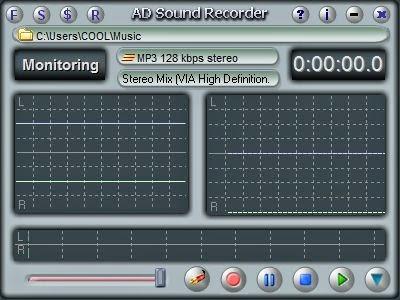 AD Sound Recorder 5.5.4 + Key