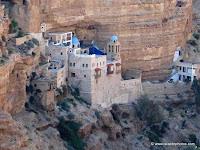 ישראל בתמונות: מנזר סנט ג'ורג'- ואדי קלט - נחל פרת - מדבר יהודה