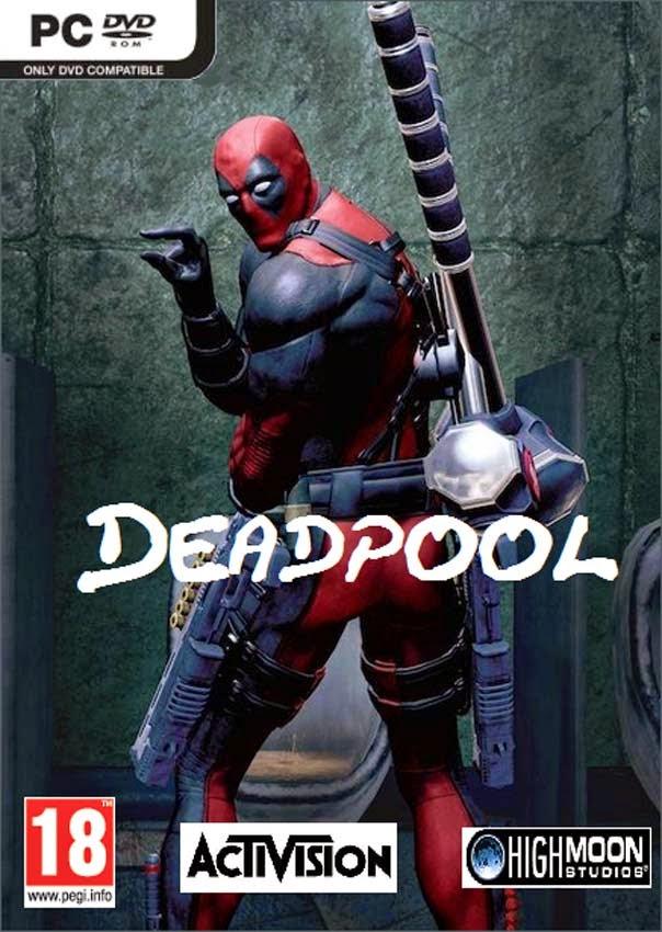 Deadpool-Game-DVD-Cover