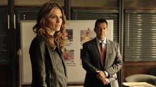 Castle - Episódio 17 da 6° Sexta temporada ás 01:35 na Globo