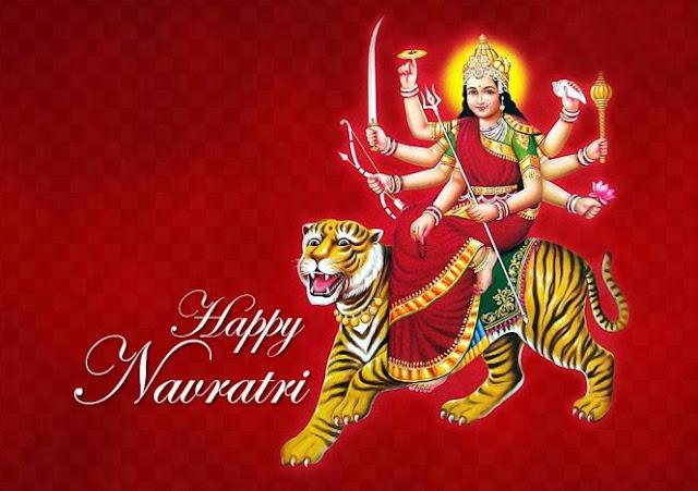 Happy Navratri 2017 Quotes Wishes SMS Shayari Images
