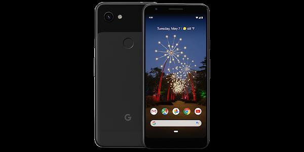 Google Pixel 3a XL - Specs