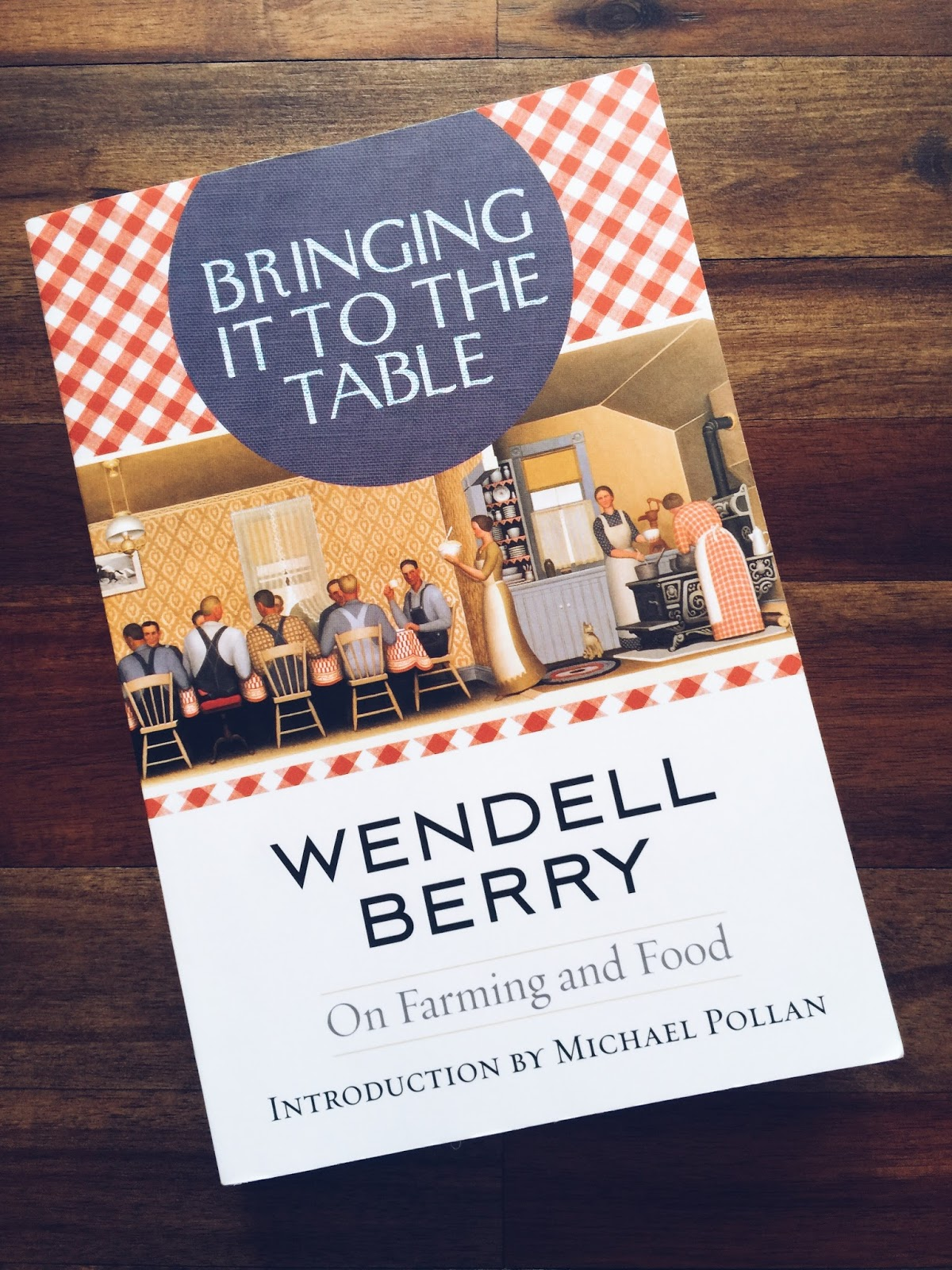 wendell berry essay the pleasures of eating The pleasures of eating in the pleasures of eating by wendell berry, written in 1989 and published in the center for ecoliteracy, we are asked to question the things we do.