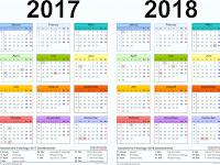 Download Rincian Lengkap Jadwal Kalender Pendidikan Tahun 2017/2018