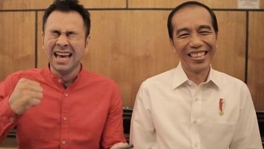Prabowo Bangun Markas Dekat Rumahnya, Begini Tanggapan Santai Jokowi