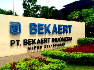 PT Bekaert Indonesia - Operator Produksi