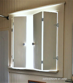 DIY Indoor Shutters from One Plank of Wood