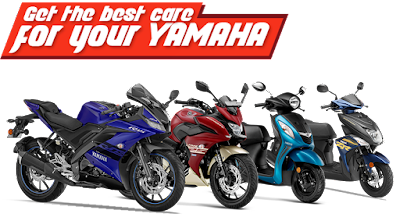 Yamaha motorcycle dealers in Mumbai