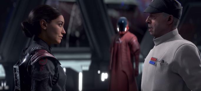 Conoce más a fondo a Iden Version de Star Wars Battlefront II