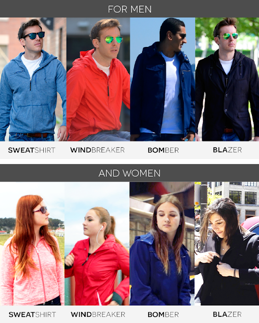 BAUBAX World Best Travel Jacket with 15 features