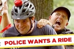 Instant Cop Prank – Just For Laughs Gags