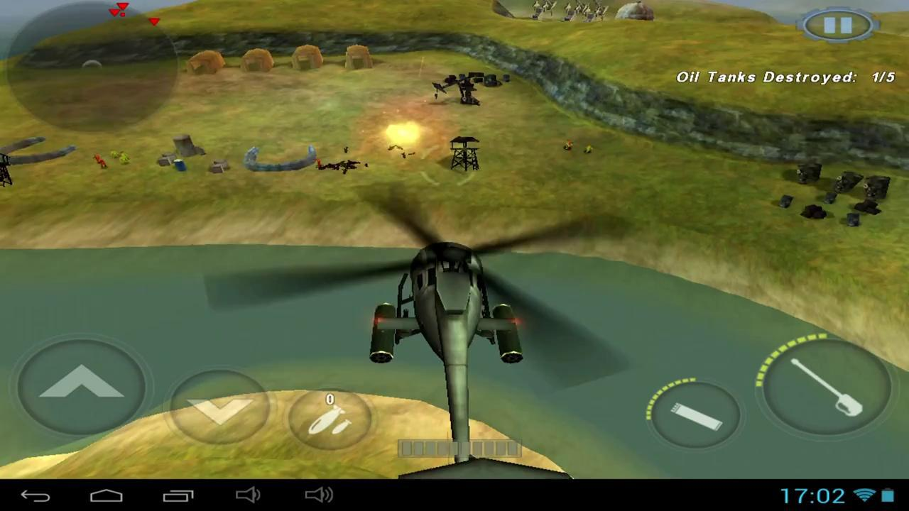 Huey Helicopter Games – Air Media Design