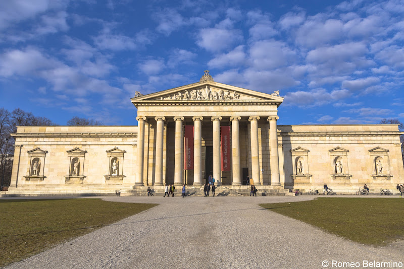 Glyptothek Munich in a Day Long Layover