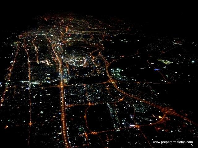 Aterrizando en Dubai