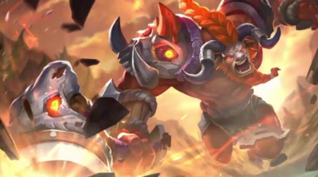 Hero Minotaur Mobile Legends
