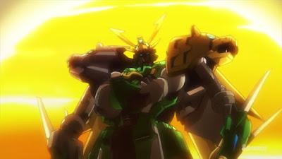 MS Gundam Build Divers Episode 04 Subtitle Indonesia