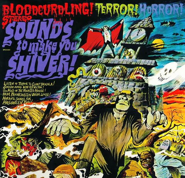 Sounds To Make You Shiver! Soundtrack