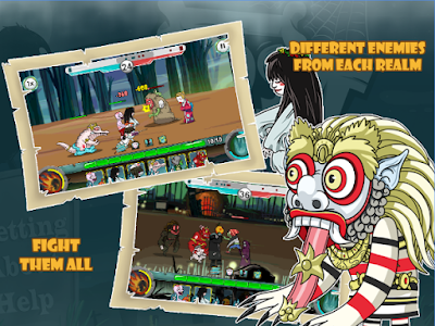Ghost Battle 2 Mod v1.1.2 Apk Android Unlimited Gold + Gems Terbaru Download