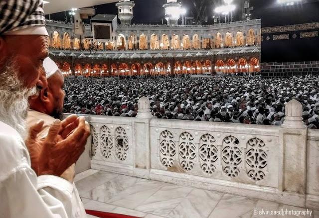 Abdulmedzhid Chupalayev Sedekah Setiap Jumat Dapat Hadiah Berangkat Haji