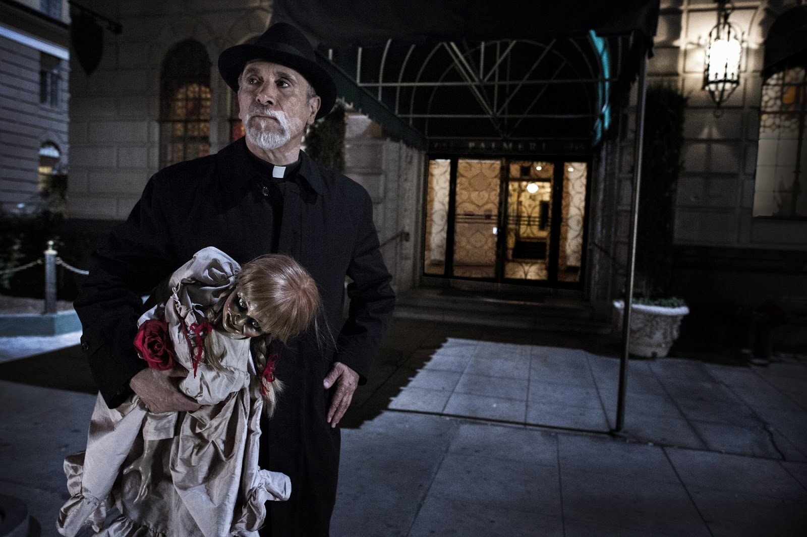 Annabelle movie review, Conjures Up a Devil Doll