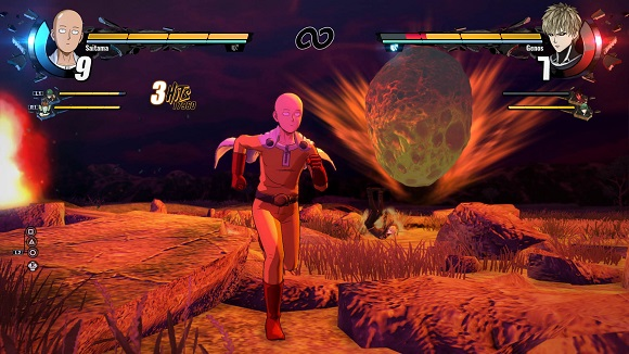 ONE PUNCH MAN A HERO NOBODY KNOWS Gameplay 2
