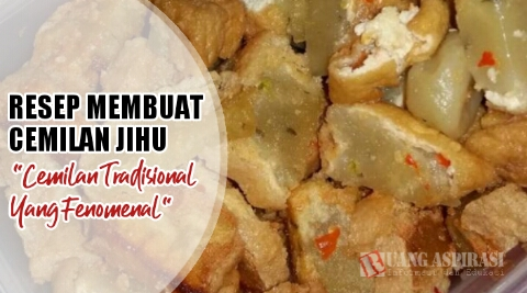 Resep Membuat Jihu, Cemilan Tradisional yang Sedang Fenomenal