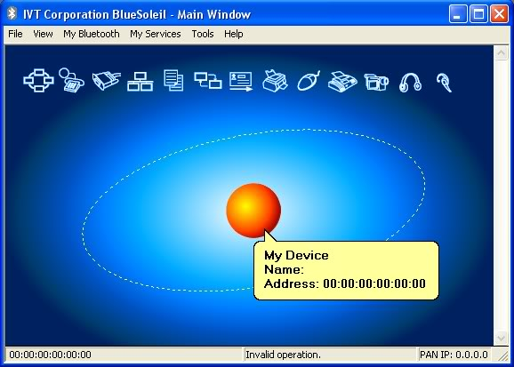 BLUETOOTH FRIVER WINDOWS DRIVER