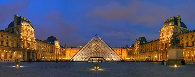 The Louvre Museum - Top 10 Sites in Paris