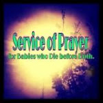 Service of Prayer for Babyloss